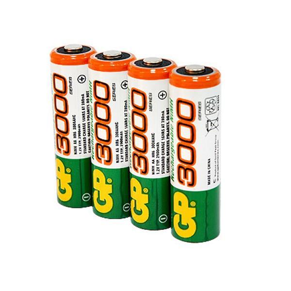 Аккумуляторные батарейки мощностью 3000 mAh