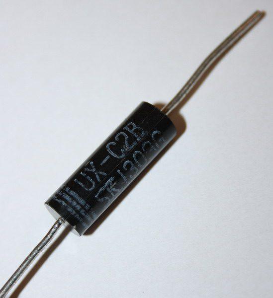 Диод UX-C2B, который используется в микроволновых печах