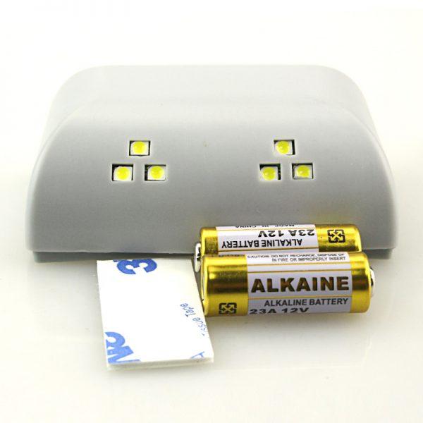 Аккумуляторы для датчика