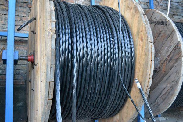 Применение силового кабеля