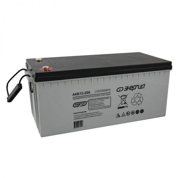 AGM-аккумуляторы