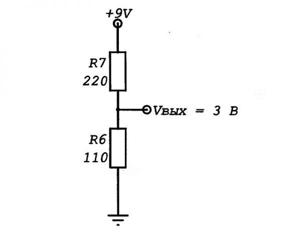 Условно графическое обозначение резисторов на участке цепи