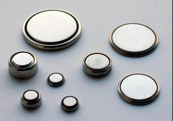 Батарейки типа «таблетка»