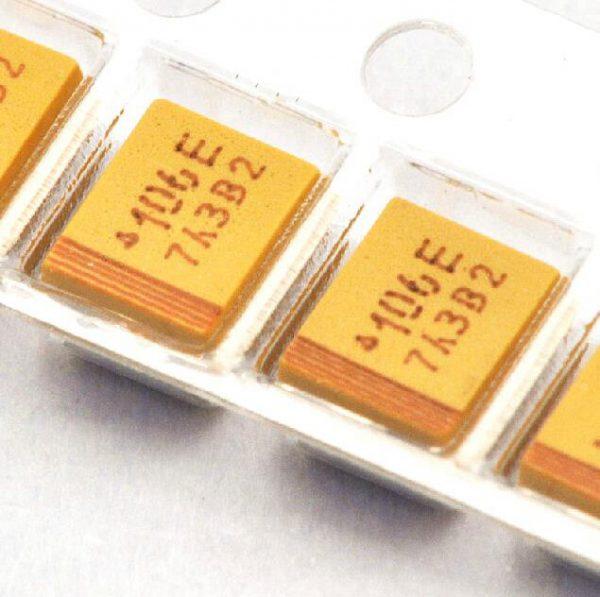Импортные чип-конденсаторы