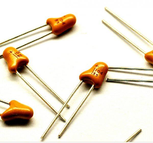 Конденсаторы из танталового электролита