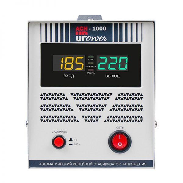 Автоматический цифровой стабилизатор напряжения