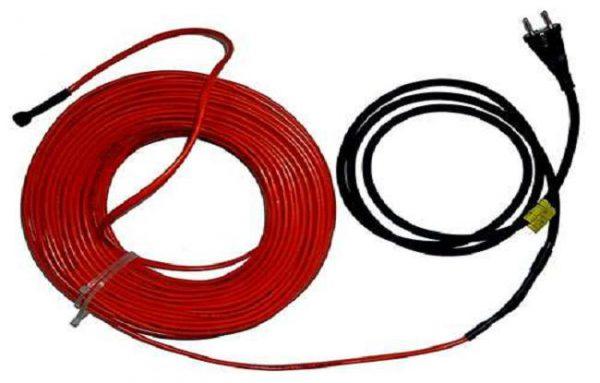 Общий вид прогревающего кабеля
