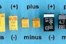 Виды SMD-конденсаторов
