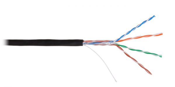 Пример кабеля UTP