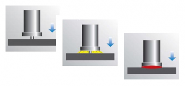 Приварка метизов с помощью разряда конденсатора