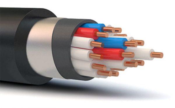 Повив кабеля и контрольные пары