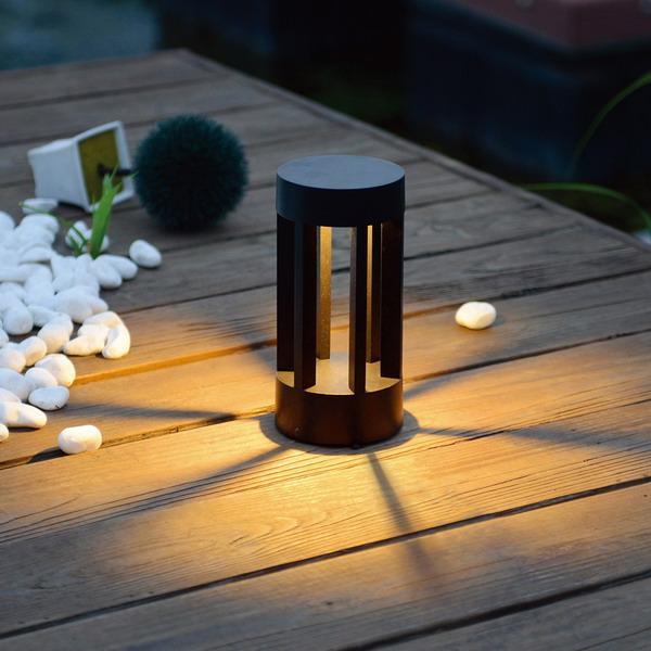 ВБбШв подходит для подключения ландшафтных светильников