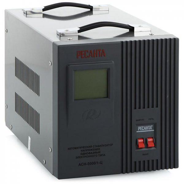 Стабилизатор Ресанта АСН-500