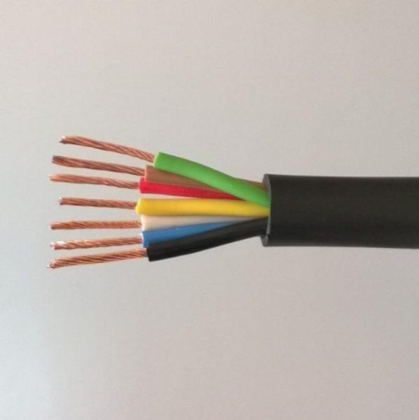 Гибкий кабель из серии КГВВ