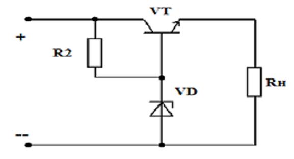 Схема последовательного ПСН