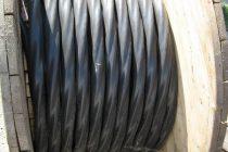 Вес кабеля