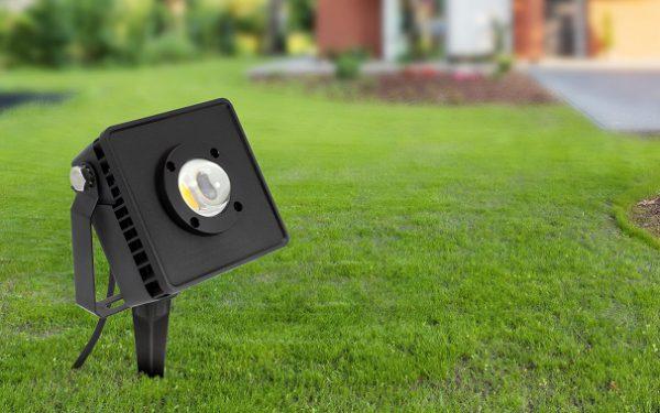 Защищенный уличный прожектор