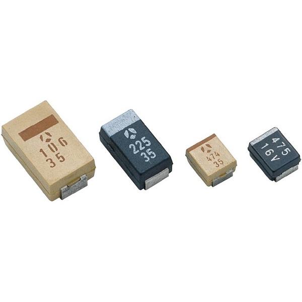 SMD конденсаторы для поверхностной пайки на печатные платы