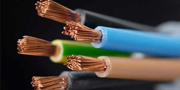 Расцветка жил кабеля nym