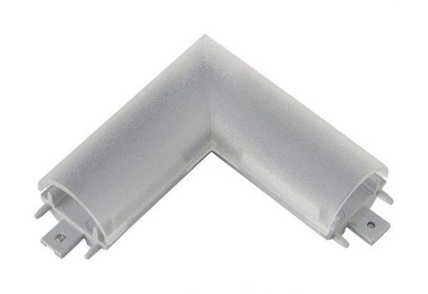 Угловой пластиковый кабель-канал