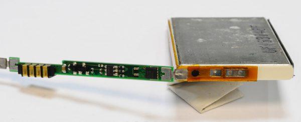 Контроллер для батареи