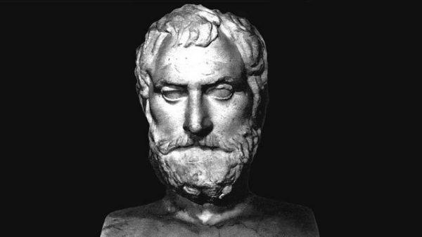 Фалес считается изобретателем термина «электричество»