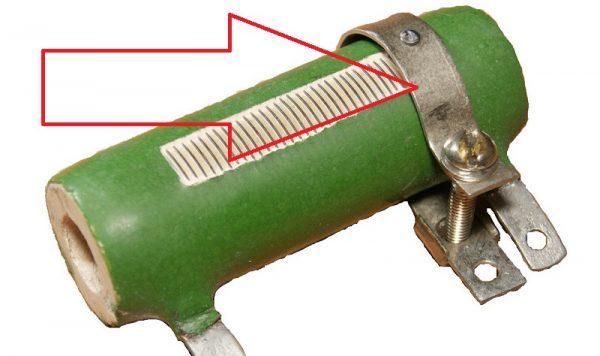 Проволочный резистор