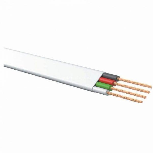 Телефонный кабель плоской формы