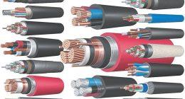 Разновидности электрических шнуров и кабелей
